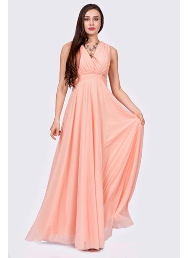İroni Abiye Elbise